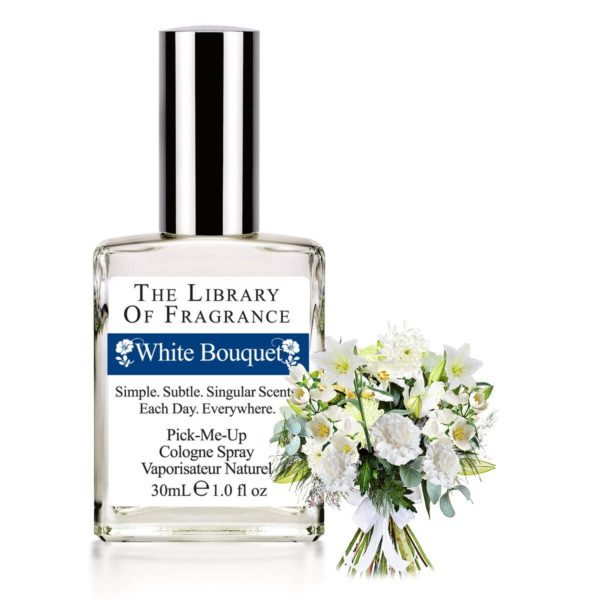 BOUQUET BLANC PARFUM THE LIBRARY OF FRAGRANCE