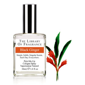 GINGEMBRE NOIR PARFUM THE LIBRARY OF FRAGRANCE