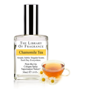 THE A LA CAMOMILLE PARFUM THE LIBRARY OF FRAGRANCE