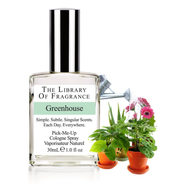 SERRE PARFUM THE LIBRARY OF FRAGRANCE