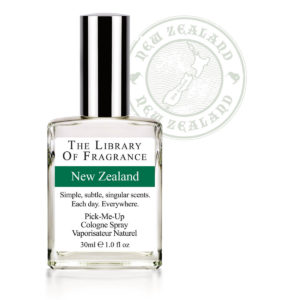NOUVELLE ZELANDE PARFUM THE LIBRARY OF FRAGRANCE