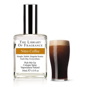 CAFE NITRO PARFUM THE LIBRARY OF FRAGRANCE
