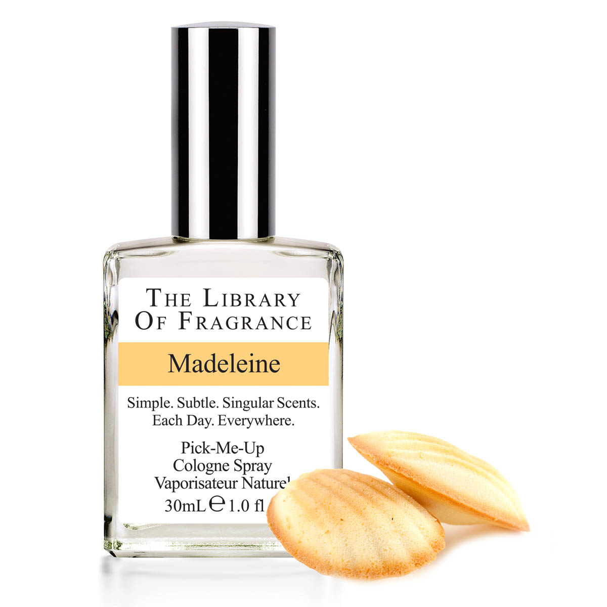 MADELEINE PARFUM THE LIBRARY OF FRAGRANCE