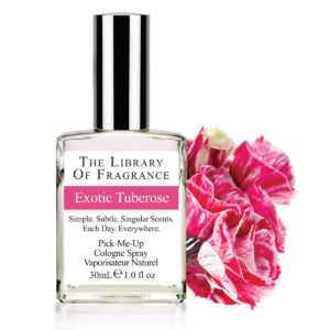 TUBEREUSE EXOTIQUE PARFUM THE LIBRARY OF FRAGRANCE