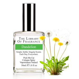 PISSENLIT PARFUM THE LIBRARY OF FRAGRANCE