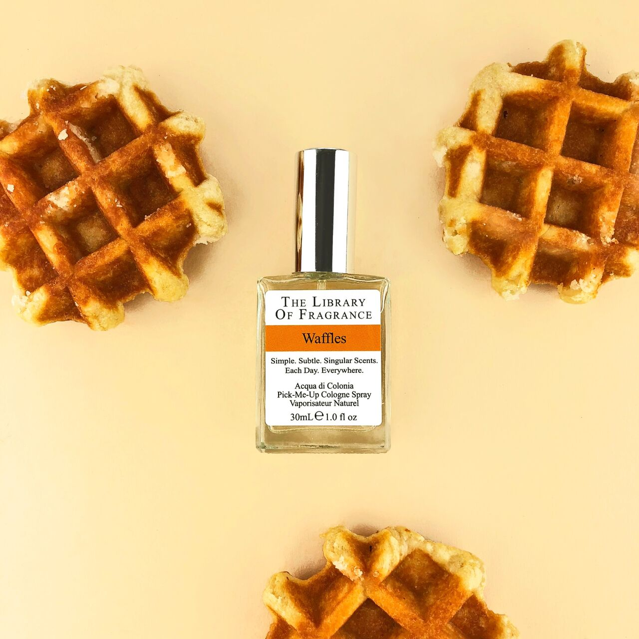 Waffles cologne
